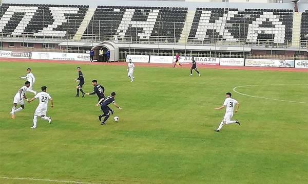 Καλαμάτα-Ασπρόπυργος 2-0: Ασταμάτητη η «Μαύρη Θύελλα»