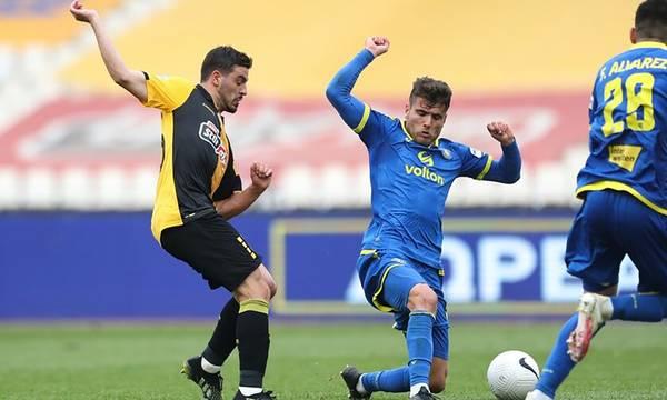 Αστέρας Τρίπολης-ΑΕΚ 1-1: Τα highlights του αγώνα (video)