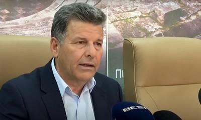 Αναστασόπουλος: Προωθούνται τα προγραμματισμένα έργα για την Μεσσηνία