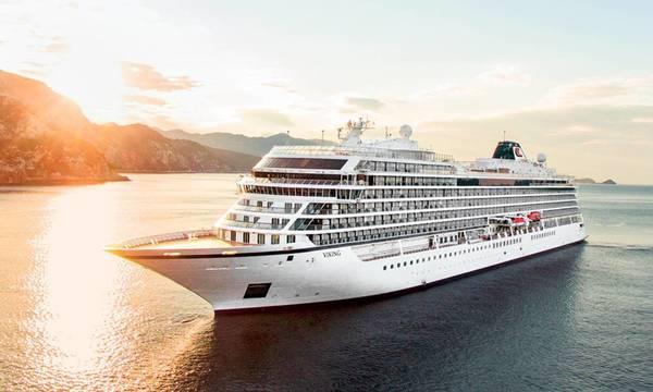 Viking Sea: Την Καλαμάτα θα επισκεφθεί 4 φορές μέσα στο καλοκαίρι