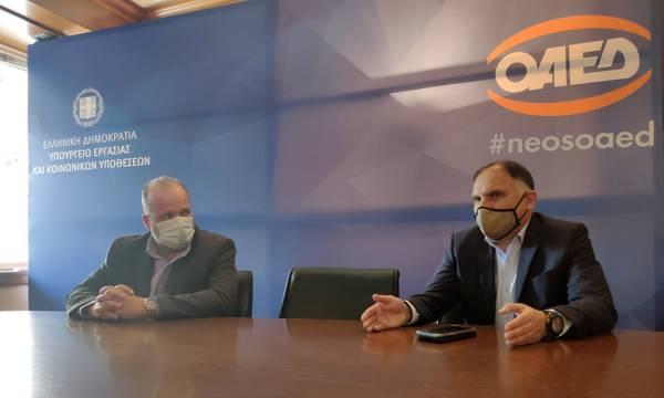 Τι ζήτησε ο Νεοκλής Κρητικός από τον Διοικητή του ΟΑΕΔ Σπύρο Πρωτοψάλτη