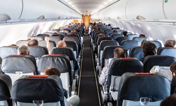 Οδηγίες προς επιβάτες πτήσεων εσωτερικού σε νησιωτικούς προορισμούς