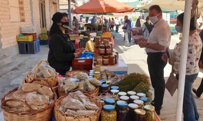 Αραχωβίτης: «Λαϊκή αγορά στο Γύθειο -Σε διαρκή επικοινωνία με τους παραγωγούς και τους καταναλωτές»