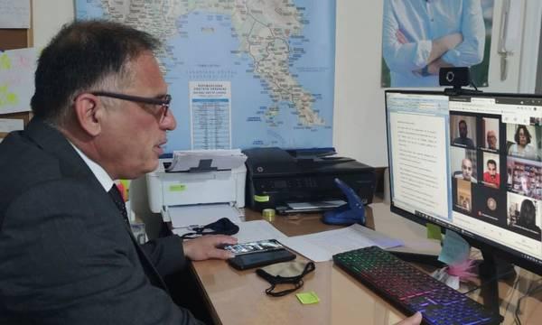 Νεοκλής Κρητικός: «Αναδεικνύουμε το ζήτημα της αρχαιολογικής ζώνης στο Βαλτάκι μετά από χρόνια»