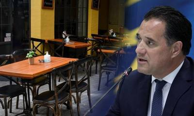Εστίαση: 2.000 αιτήσεις για επιδότηση μέσα σε 3 ώρες - τι είπε ο Γεωργιάδης