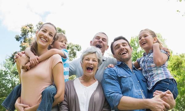 15 Μαΐου: Διεθνής Ημέρα Οικογένειας