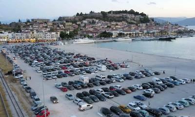 Αισιόδοξο το πρώτο Σαββατοκύριακο για το Ναύπλιο με ανοιχτό τον τουρισμό (photos - video)