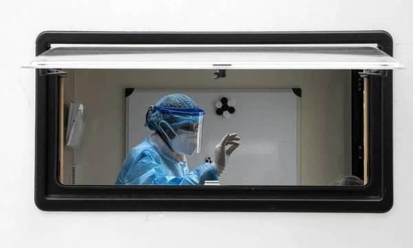 Πελοπόννησος: Οι περιοχές που θα γίνουν δωρεάν rapid test σήμερα Δευτέρα