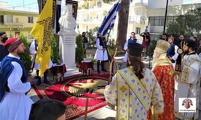 Τον Εθνοϊερομάρτυρα Ανανία τίμησε η Ιερά Μητρόπολη Μονεμβασίας και Σπάρτης (photos)