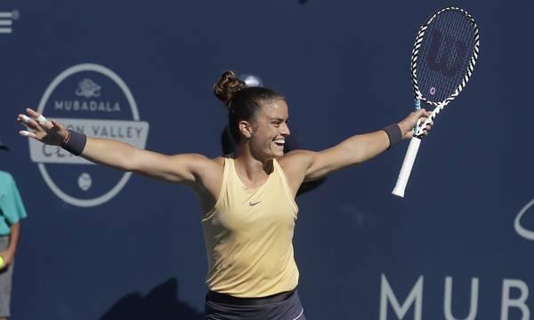 Νέο ρεκόρ καριέρας για την Σπαρτιάτισσα Μαρία Σάκκαρη - Για πρώτη φορά στη 18η θέση!