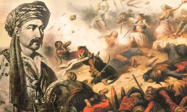 Σαν σήμερα ο Νικηταράς νίκησε τους Τούρκους στα Δολιανά Κυνουρίας