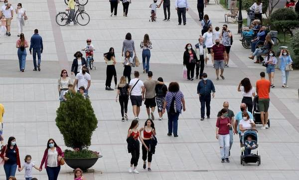 Κορονοϊός: Με 152 κρούσματα σήμερα η Πελοπόννησος