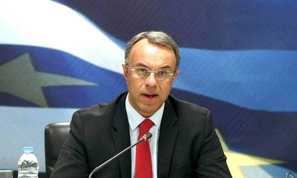 Σταϊκούρας: «Νέα μείωση φόρων και ασφαλιστικών εισφορών μόλις μπορέσουμε»
