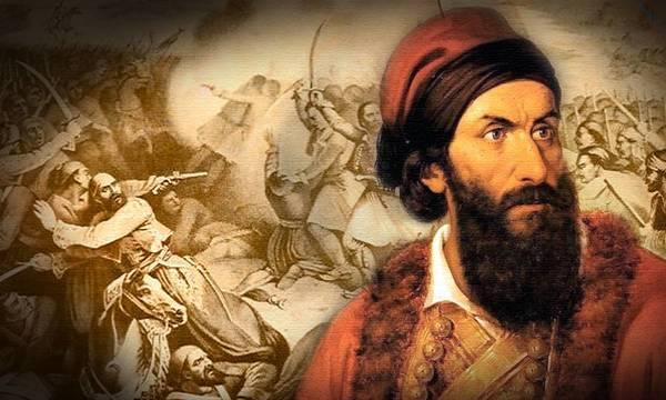1825: Σαν σήμερα σκοτώθηκε ο Παπαφλέσσας στη μάχη στο Μανιάκι