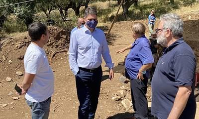 Ο Δήμος Μεσσήνης παρών στο έργο για το «Τζάνε-Καλαμάκι»