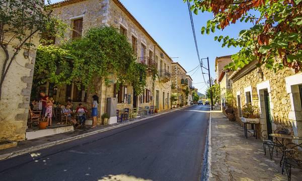 Ε.Ο.Σ. Καλαμάτας: Πεζοπορία στην γραφική Καρδαμύλη
