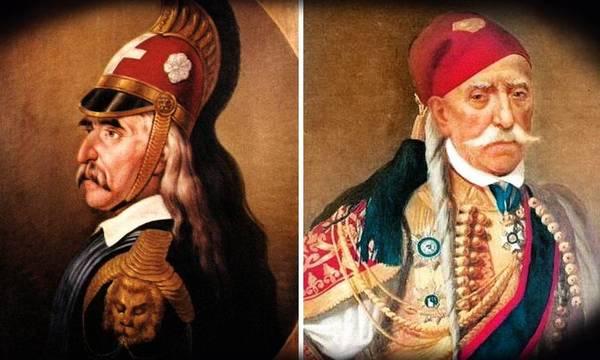 Σαν σήμερα 1834: Κολοκοτρώνης και Πλαπούτας καταδικάζονται σε θάνατο