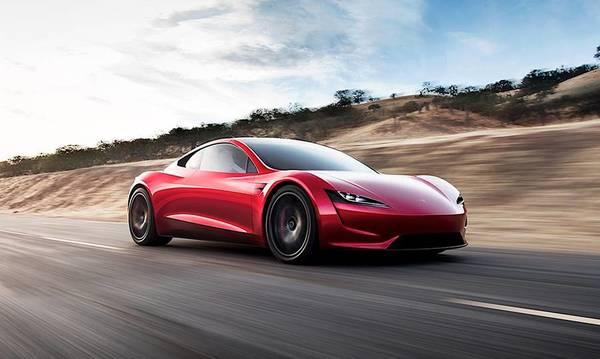 Εlon Musk: Πυραυλοκίνητο το επόμενο Tesla Roadster