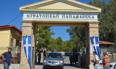 Χαρίτσης: «Αναξιοποίητες παραμένουν οι εγκαταστάσεις του Στρατοπέδου Καλαμάτας»