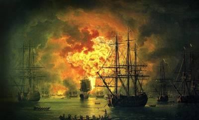 26 Μαΐου 1770: Το άδοξο τέλος της επαναστατικής προσπάθειας των Ελλήνων της Πελοποννήσου