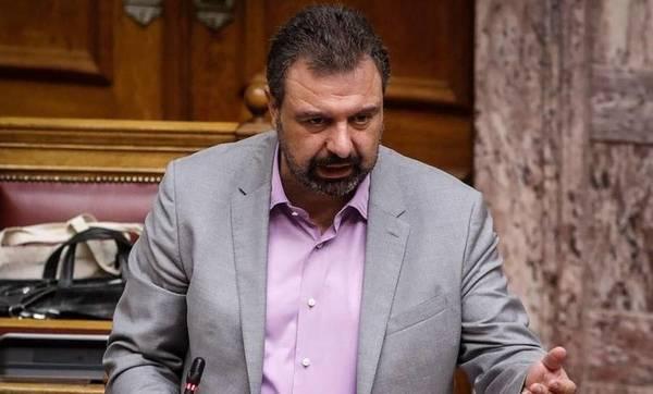 Σταύρος Αραχωβίτης: «Το επιτελικό κράτος της Ν.Δ. πλήττει σοβαρά τον Έλληνα αγρότη»