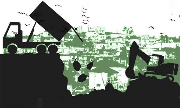 Επιτροπή Αγώνα κατοίκων Ευρώτα: «Μπλόκο στο σκουπιδοεργοστάσιο!»