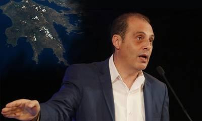 Ο Βελόπουλος σε περιοδεία στην Πελοπόννησο. Δείτε που και πότε
