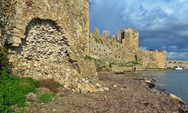 Εγκρίθηκε η αποκατάσταση του κάστρου της Μεθώνης