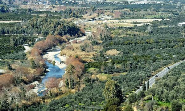Η Περιφέρεια Πελοποννήσου θέλει να αναδείξει τον ποταμό Ευρώτα
