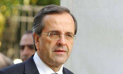 Ο Αντώνης Σαμαράς φρεσκάρει τις κόκκινες γραμμές του στα Εθνικά θέματα! - Notospress.gr