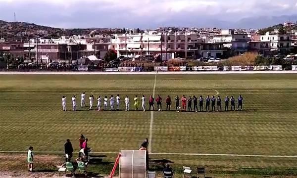 Football League: Αστέρας Βλαχιώτη - Καλαμάτα 0-1