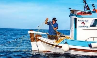 Ελαφόνησος: Εκδήλωση ενημέρωσης για τον Αλιευτικό Τουρισμό
