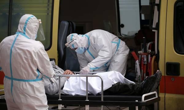 Κορονοϊός: 1.007 νέα κρούσματα, 481 διασωληνωμένοι, 41 θάνατοι