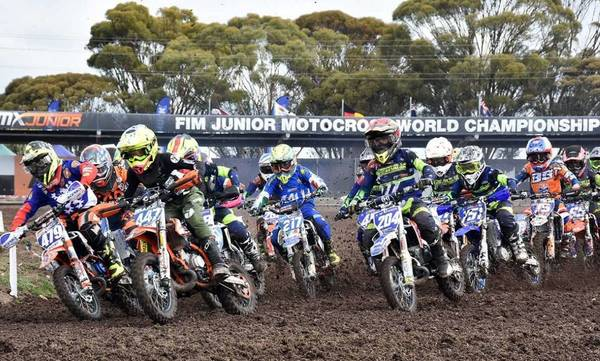 Tο Παγκόσμιο Πρωτάθλημα Junior Motocross θα γίνει στη Μεγαλόπολη