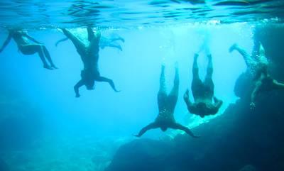 Μια μοναδική πισίνα της Φύσης βρίσκεται δίπλα μας! (photos - video)