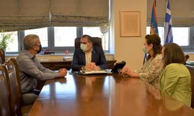 Νέος Διευθυντής Διοικητικών στον Δήμο Καλαμάτας