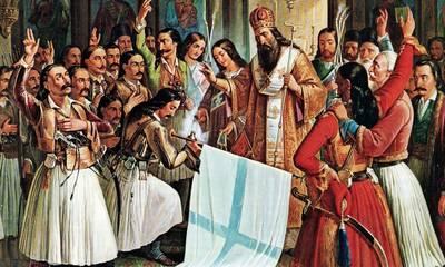 Τι έκαναν οι Ήρωες του Εικοσιένα στη Σπάρτη;