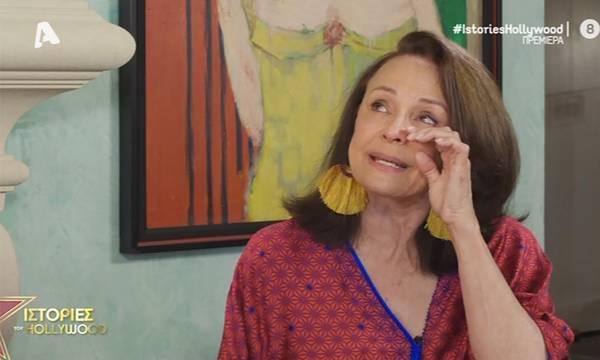 Κορίνα Τσοπέη: «Λύγισε» η μανιάτισσα καλλονή μπροστά στη κάμερα (video)