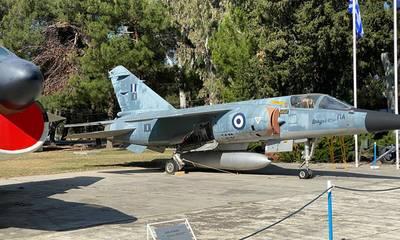 Ο Δήμος Σπάρτης, παρών, στην τελετή υποδοχής του ανακατασκευασμένου «Spitfire MJ755»