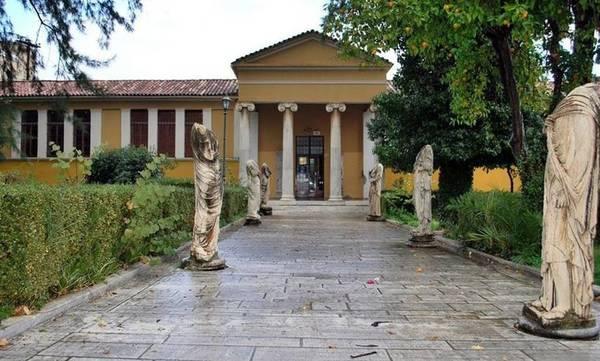 Επεκτείνεται «εν υπογείω» το Αρχαιολογικό Μουσείο Σπάρτης