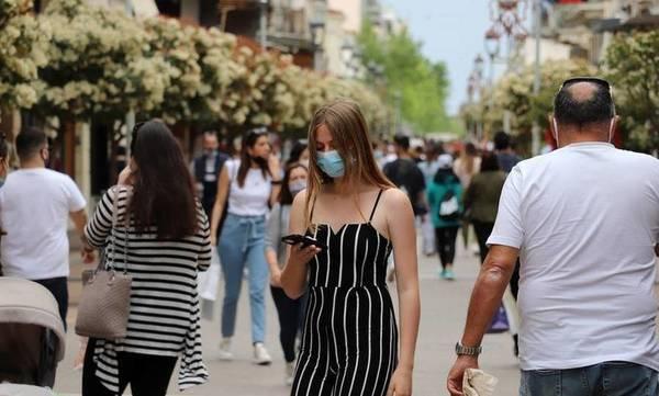 Πελοπόννησος: Πού εντοπίζονται τα 68 νέα κρούσματα κορονοϊού