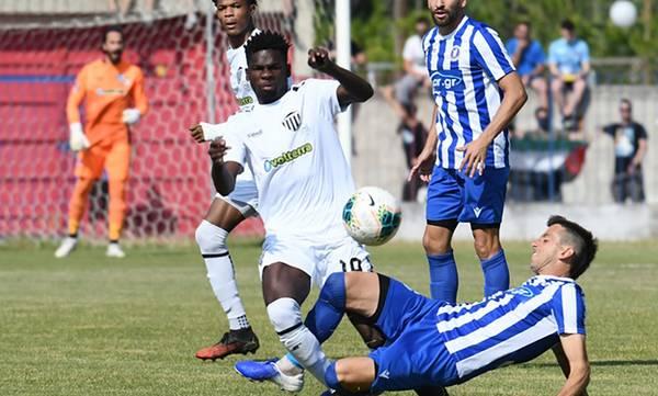 Νίκη Βόλου-Καλαμάτα 2-2: Τα highlights του ματς