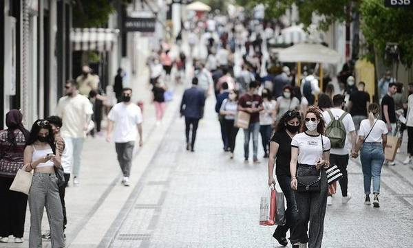 Κορονοϊός: 580 νέα κρούσματα, 398 διασωληνωμένοι, 24 θάνατοι