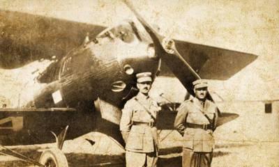 Σαν σήμερα 1928: Ο άθλος των Ελλήνων αεροπόρων πριν 84 χρόνια