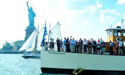 Η Μάνη, Βασίλισσα της Νέας Υόρκης, σε εκδήλωση της Ομογένειας!