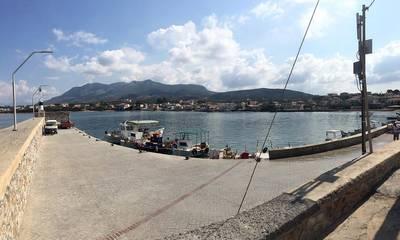 Πρόταση βελτίωσης και επέκτασης του αλιευτικού καταφυγίου Ελαίας από τον Δήμο Mονεμβασίας (photos)