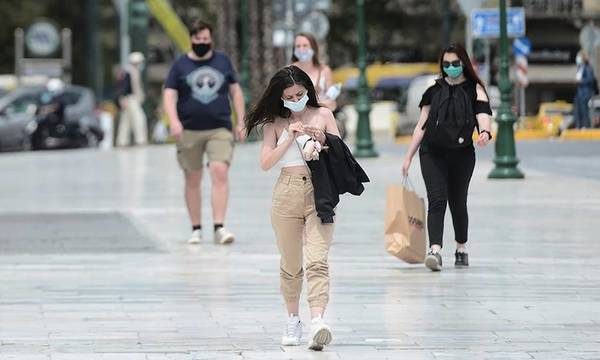 Πελοπόννησος: 38 νέα κρούσματα κορονοϊού το τελευταίο 24ωρο