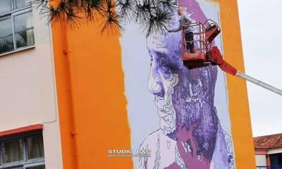Street Art στο 1ο Φεστιβάλ Λόγου και Τέχνης Ναυπλίου