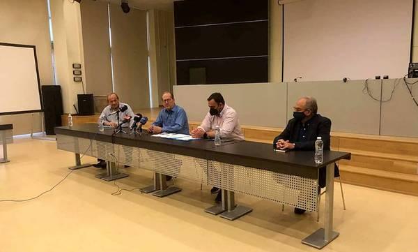 Έργα στη Λακωνία και προγραμματικές με τον Δήμο Ανατολικής Μάνης υπέγραψε ο Νίκας στη Σπάρτη