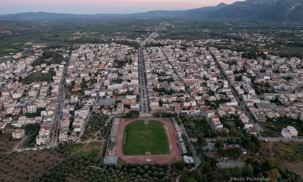 Ελληνική Λύση: Φτιάξ' τε ΒΙ.ΠΕ. στη Σπάρτη, κύριε Βορίδη!